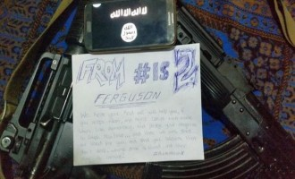 IS Fighters Address Ferguson Protestors, Offer Help upon Sworn Allegiance to Baghdadi