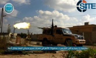 Al-Nusra Front Publishes Photos Showing Attack in Quneitra