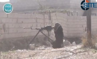 Al-Nusra Front Publishes Video Showing Battle in Daraa