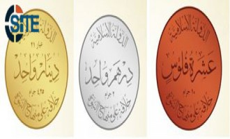 """Treasury Department"" of the IS Announces Minting of its Own Currency"