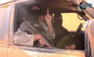 IS Video Shows Fighters Attacking Murshid Binar Border Crossing in Kobani