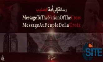 Pro-IS al-Battar Media Video Threatens West in Wake of Paris Attacks