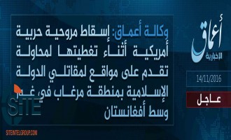 IS and Afghan Taliban Separately Claim Downing Helicopter in Central Afghanistan