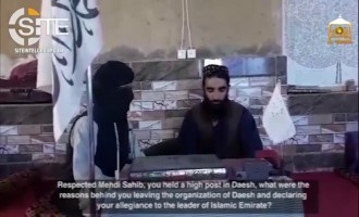 Afghan Taliban Releases Visual Interview with IS Defector, Former Khorasan Province Deputy