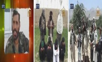 Afghan Taliban Video Criticizes Loyalty of Afghan Soldiers