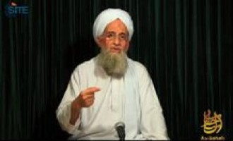 Zawahiri Calls for Continuing Egyptian Revolution, Kidnapping Westerners