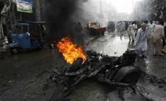 Jihadi Forum Members Accuse American Firm of Bombings in Pakistan