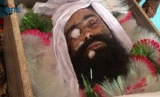 Jihadist Posts Alleged Picture of Deceased Mullah Sangeen Zadran