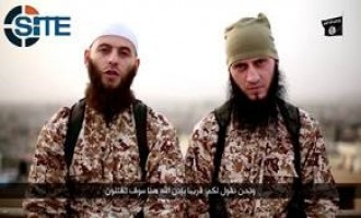 Dagestani IS Fighters Declare in Video that Russia Will Fail Against IS