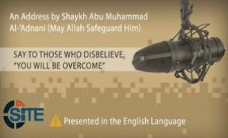 IS Releases English Reading of Translation of Spokesman's Latest Audio Speech