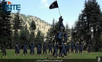 IS' Khorasan Province Publishes Photo Report on Two Training Camps