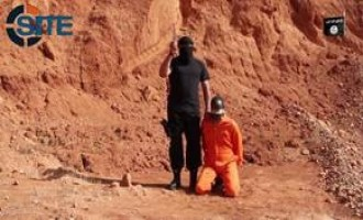 IS Fighter in Libya Beheads South Sudanese Christian in Video