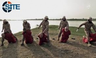 IS' Ninawa Province Beheads, Shoots to Death Spies in Grisly Video