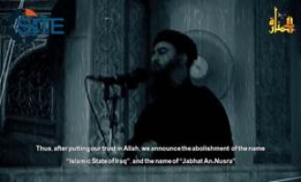Nusra Front Criticizes IS in Video, Highlights Success in Uniting with Fellow Jihadi Factions