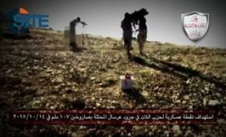 """Sunni Resistance Committees in Lebanon"" Releases Video on Arsal Attack"