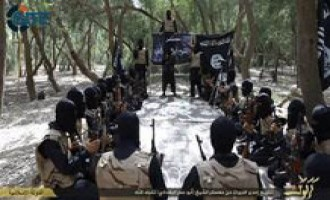"IS Publishes Photo Set from ""Abu Omar al-Baghdadi"" Training Camp in Kirkuk"
