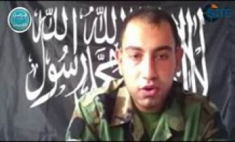 Lebanese Soldier Explains Reasons for Defection to al-Nusra Front in Video