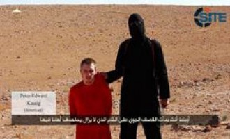 High-Ranking al-Nusra Front Official Defends Peter Kassig as Treating Him in Hospital in Deir al-Zour