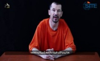 British Captive John Cantlie Speaks on U.S., Allies Using Beheadings to Drive Public Support for War in New IS Video