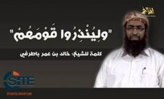 "AQAP Official Batarfi Portrays Battles in Iraq, Syria, and Yemen as ""Crusader-Safavid"" Plot Against Sunnis"