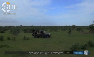 IS' West Africa Province Publishes Photos of Ambush on Nigerian Soldiers