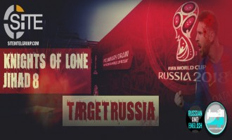 IS Supporters Give Attack Advice to Lone Wolves and Western Fighters Returning Home from Battlefield, Focus on World Cup in Russia