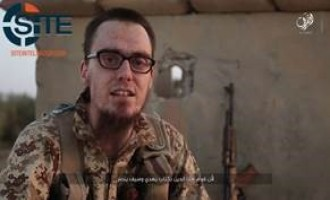 German IS Fighter Gives Story of His Conversion and Immigration, Calls for Lone-Wolf Attacks in West in Video