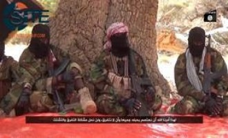IS Fighters in Somalia Call Muslims to Pledge to Baghdadi, Threaten to Attack Enemies, Churches, Parliaments