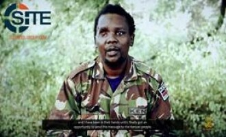 "Second Kenyan POW Gives ""Urgent Plea"" in Shabaab Video"