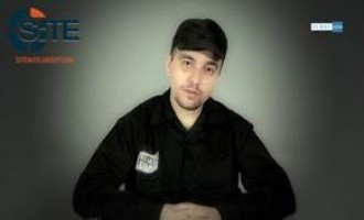 IS Affiliate Releases Video Plea from Captured Russian Intelligence Officer