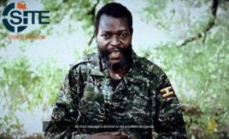 "Shabaab Releases Video of ""Urgent Plea"" from Captive Ugandan Soldier"
