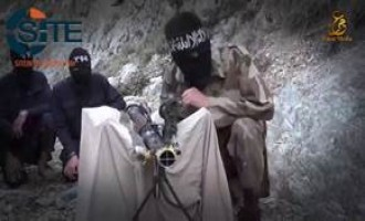 "TTP Video Shows RPG Training of ""Taliban Special Group"" (TSG) in Swabi"