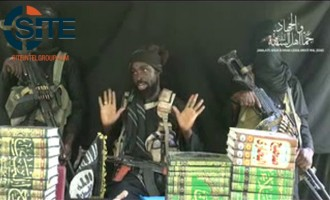 Boko Haram Leader Rejects Rumors of Injury or Death, Defends Against Criticism in Video Speech