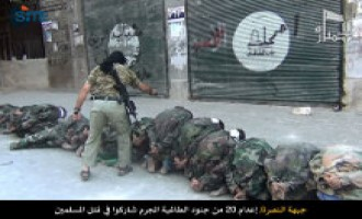 Al-Nusra Front Executes 20 Syrian Soldiers, Claims 15 Other Operations