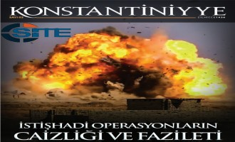 "IS Releases Third Issue of Turkish Magazine ""Constantinople"""