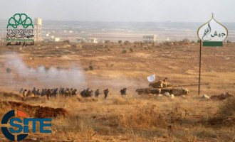 Jaish al-Fath and Comprising Groups Give Updates amid Ongoing Offensive in Idlib