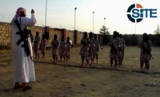 Pro-NF Saudi Cleric-Led Group Releases Video on Training Camp for Children in Syria