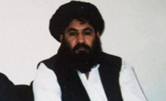 Afghan Taliban Leader Mullah Mansoor Gives Eid al-Adha Message