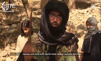 English-Speaking IS Fighter in Khorasan Province Video Notes Presence of Indians and Russians in its Ranks