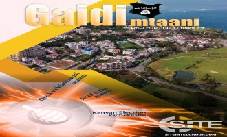 "9th Issue of Pro-Shabaab ""Gaidi Mtaani"" Magazine Promotes Jihad Over Democracy"