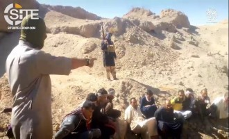 "IS Video Show Mass Execution of Captured ""Apostates"" North of Baghdad, Bombings in Balad and Tarmiyah"