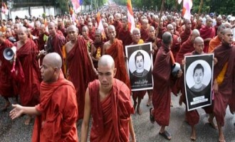 IS Supporters Disseminate Image Threatening Buddhists amid Rohingya Crisis