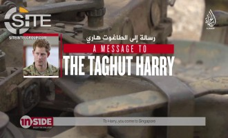 Singaporean IS Fighter Challenges Prince Harry to Fight Group in Video, Urges Muslims Immigrate to East Asia for Jihad