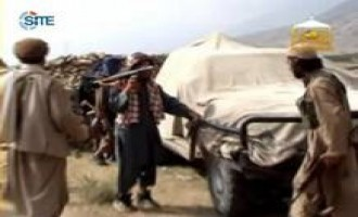 Afghan Taliban Video Shows Bombings, Attacks in Laghman
