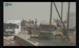 Ansar al-Shariah Video of Suicide Bombing in Aden