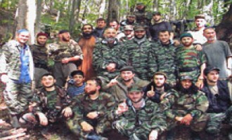 Jihadist Interviews Alleged Chechen Fighter