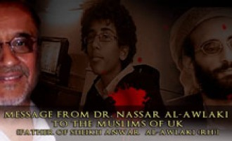 Awlaki's Father Condemns Son's Murder, Urges to Spread Teachings