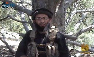 Turkish Fighter Gives Eulogy for Slain Jihadist Forum Administrator