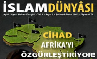 """Islamic World"" Turkish Jihadist Magazine, Issue 2"
