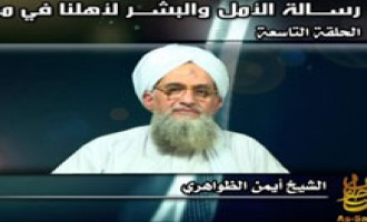 Zawahiri Urges Egyptians to Demand Change, Comments on US Influence
